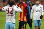 Trabzonspor'da değişenler.