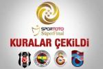 İlk maç kadıköy'de fenerbahçe'yle